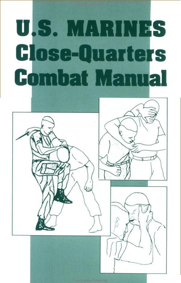 U.S. Marines Close-Quarters Combat Manual